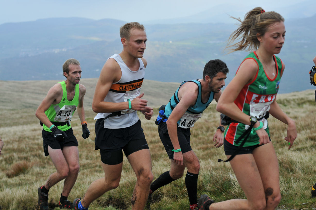 British Fell Relays 2017